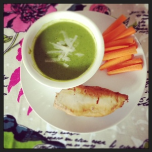 Pea_soup_lunch