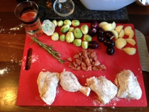 Piemonte dish_Ingredients