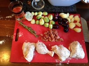 Piemonte dish_Ingredients