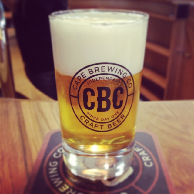 CBC Craft Lager