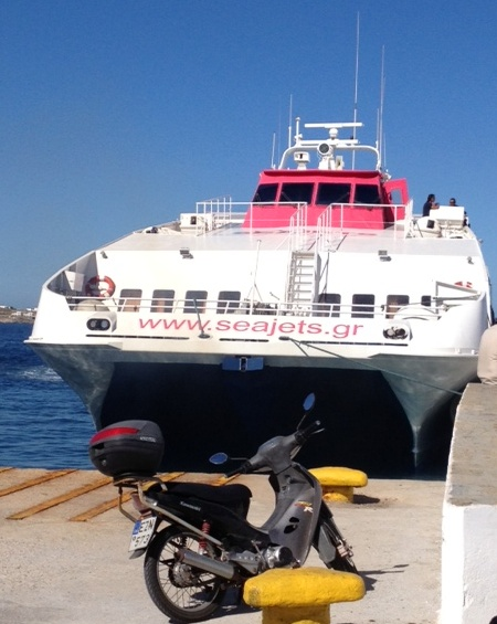 Pink SeaJet