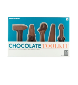 Woolworths Chocolate Tool Kit