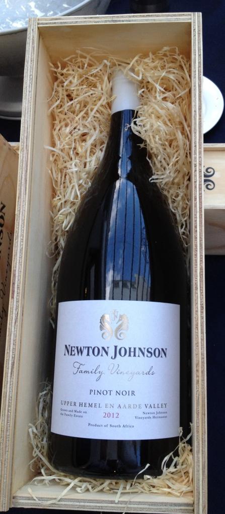 Newton Jonson, Pinot Noir