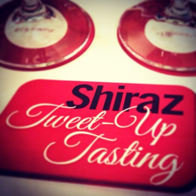 Elgin Wine Shiraz TweetUp