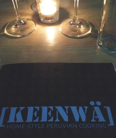 Candlelit Table at Keenwa