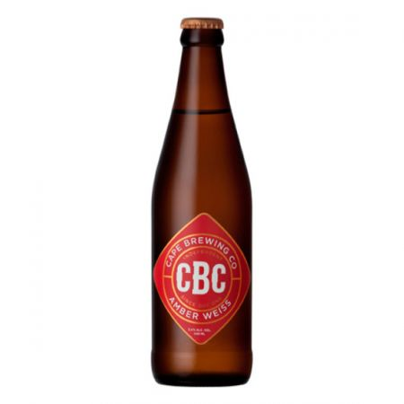 CBC Amber Weiss