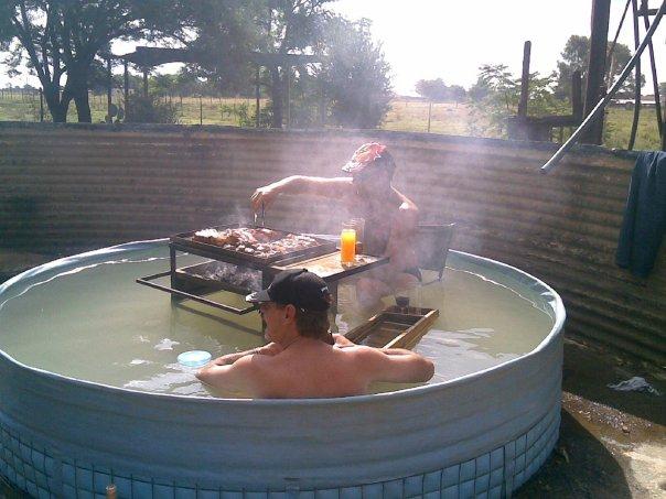 Benoni pool time!!