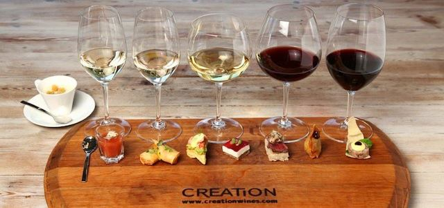 © Creation Food & Wine Pairing