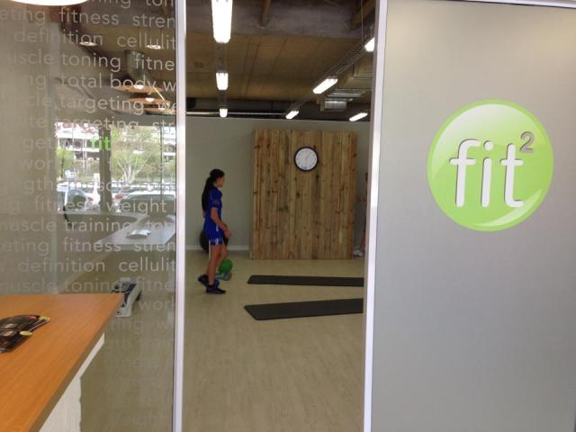 Entrance of fit2 Willowbridge
