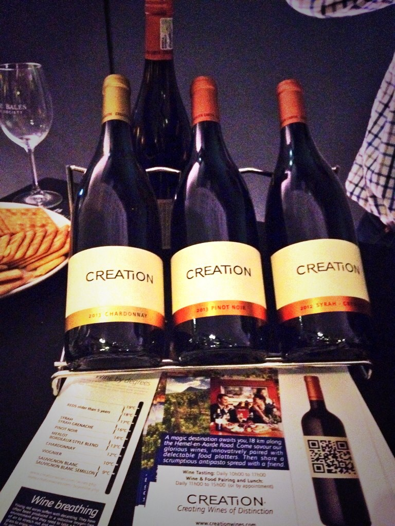 Creation Wine by TheOneK.com