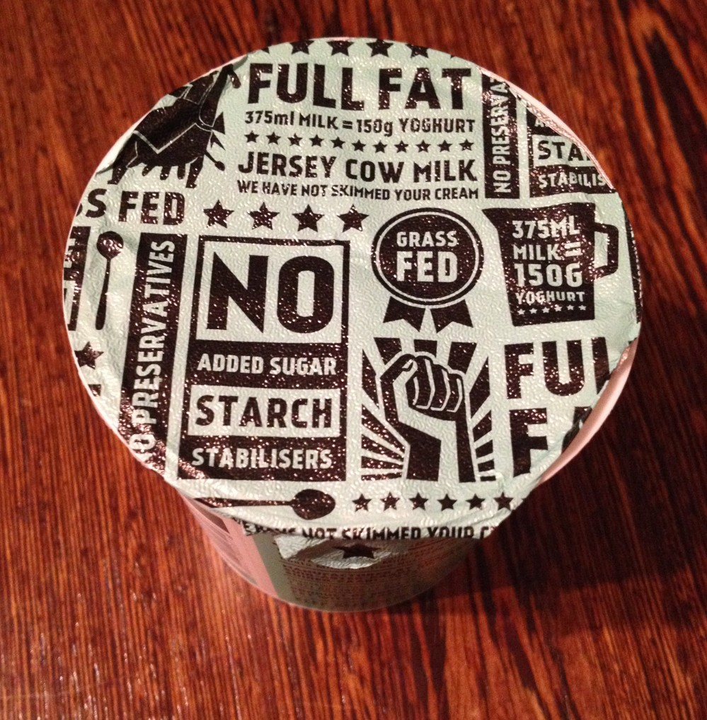 Fairview full fat yoghurt | TheOneK.com