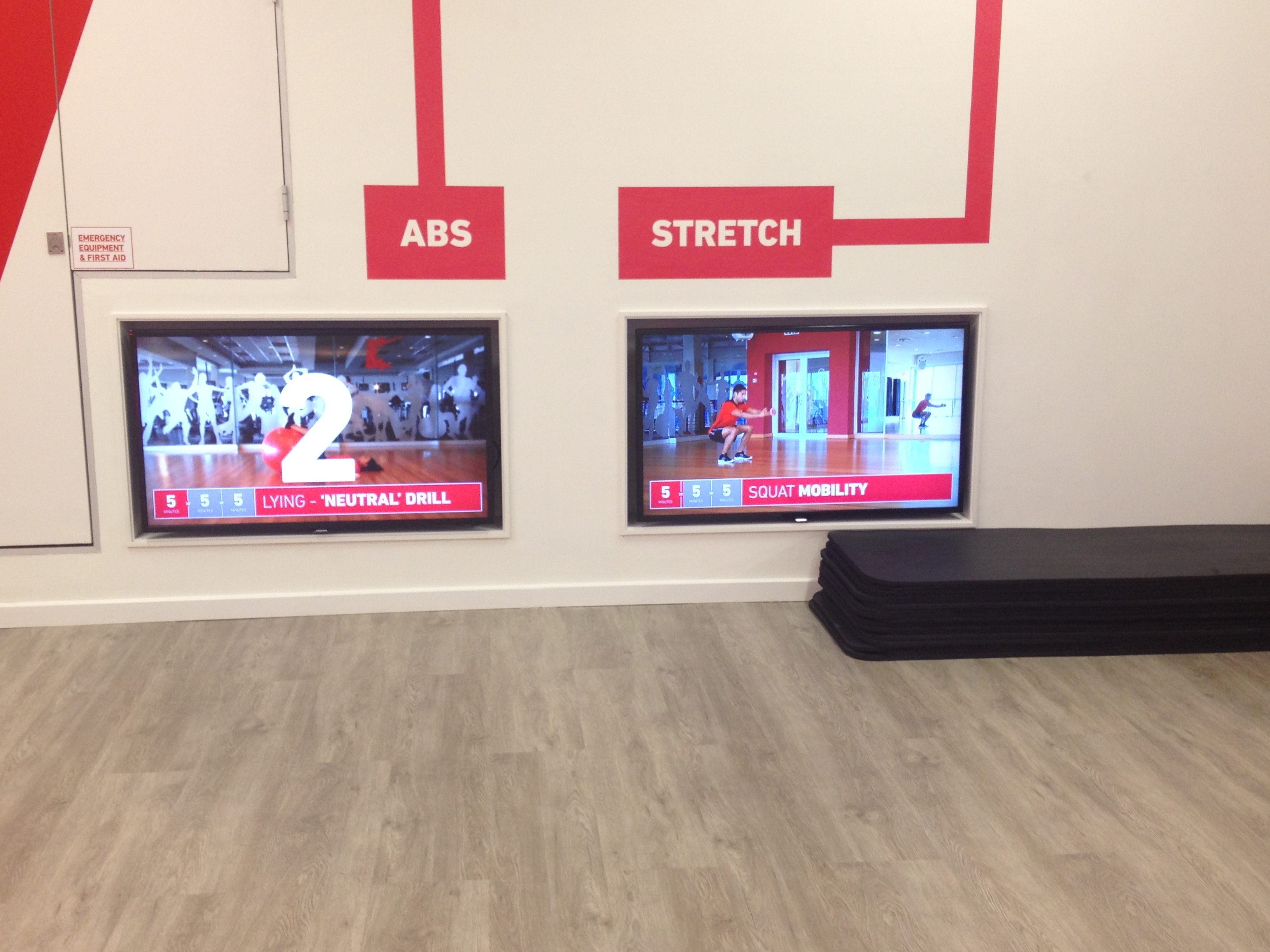 Virgin Active Red First In South Africa The One K