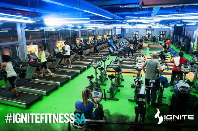 Ignite Fitness TheOneK.com