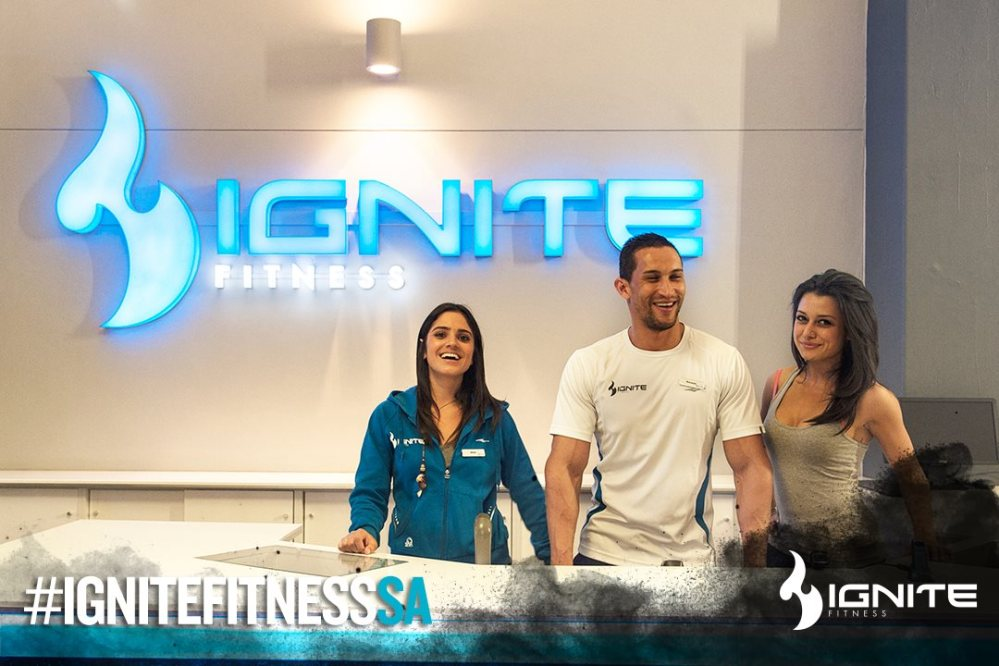 Ignite Fitness SA TheOneK.com