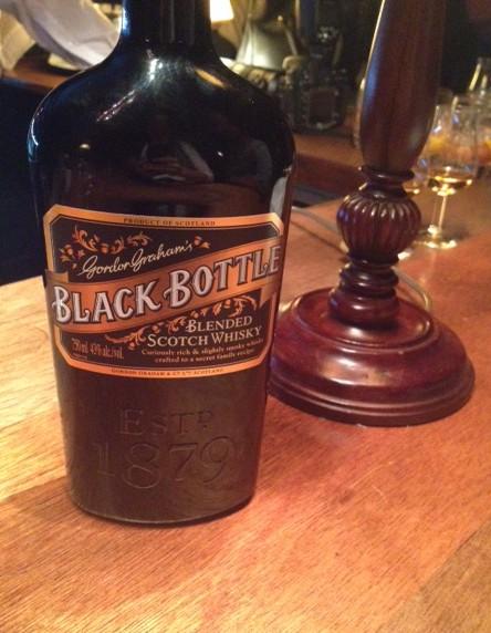 Black Bottle Whiskey | TheOneK.com