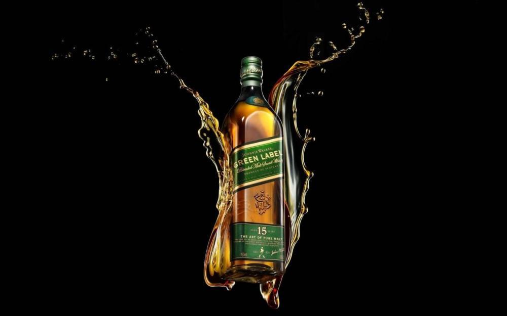 Johnnie Walker Green Label 2