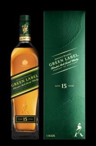 Johnnie Walker Green Label 1