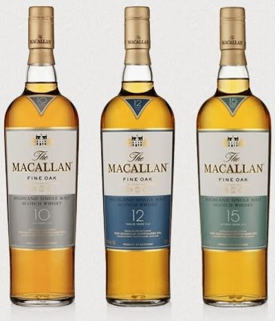 The Macallan Fine Oak Range | TheOneK Blog
