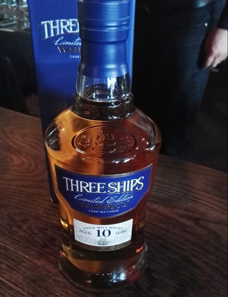 Three Ships 10yr Single Malt by TheOneK