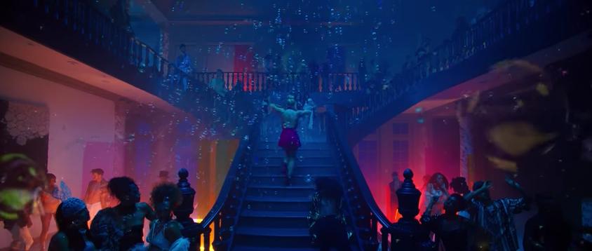 Britney Spears - Slumber Party ft. Tinashe | TheOneK Blog